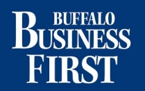 Buffalo Business First Logo.