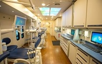 """mobile dental van"""