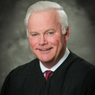 Gerald Whalen, presiding judge of the New York State Supreme Court's Appellate Division, Fourth Department.
